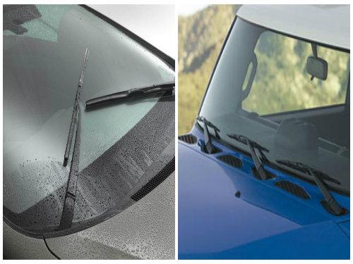 Cần gạt nước ô tô nhanh hỏng do nhiều tài xế mắc sai lầm khi sử dụng