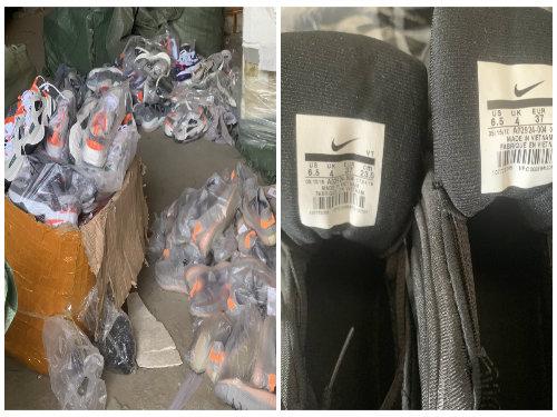 Lạng Sơn thu giữ lượng lớn hàng hóa sản xuất ngoài Việt Nam nhưng được gắn mác ''Made in VietNam''