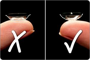 Sử dụng và bảo quản kính áp tròng đúng cách