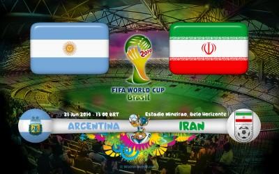 Link sopcast xem trực tiếp trận Argentina – Iran