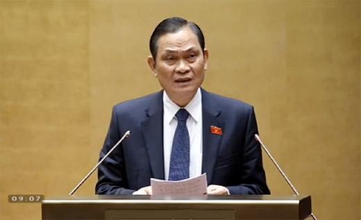 Bộ trưởng Bộ Nội vụ