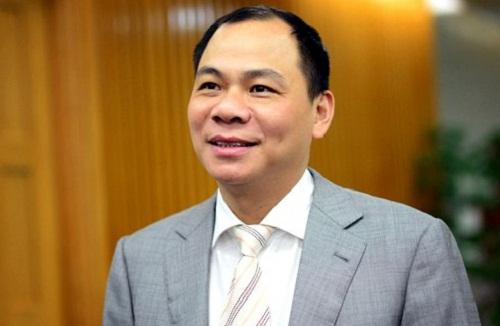 Đại gia chứng khoán số 1 hiện nay Phạm Nhật Vượng là tỷ phú giàu nhất Việt Nam 2014
