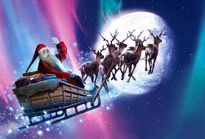 Những lời chúc Giáng sinh hài hước sẽ khiến mọi người thêm thân thiết