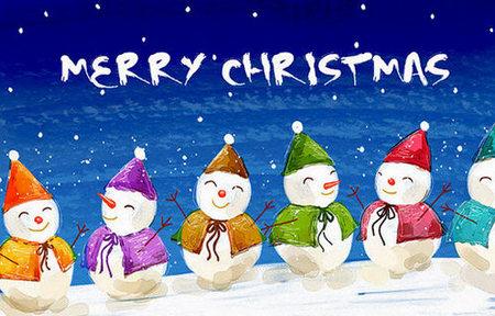 Hãy dành tặng nhau những lời chúc Giáng sinh hay nhất
