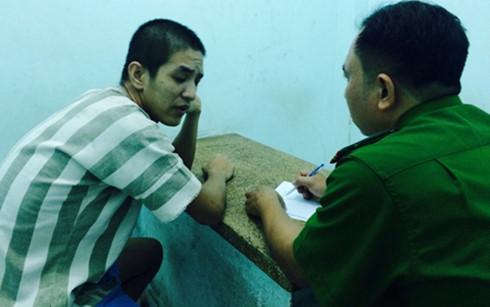 Hoàng Quang Chí Thành (29 tuổi, quê Quảng Bình) để điều tra về hành vi Lừa đảo chiếm đoạt tài sản.