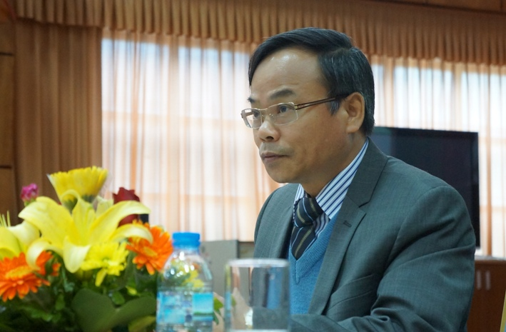 ông Trần Văn Vinh - Phó tổng cục trưởng tổng cục tiêu chuẩn đo lường chất lượng