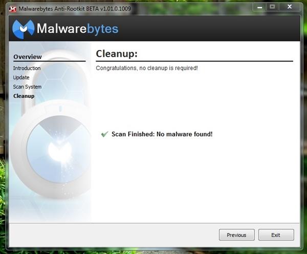 5 phần mềm diệt mã độc Rootkit trên Window