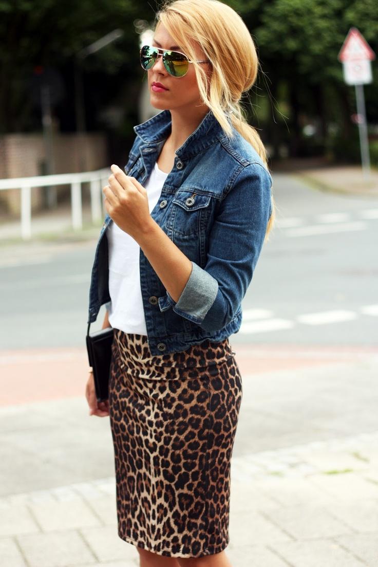 Mặc áo khoác jean đẹp cá tính