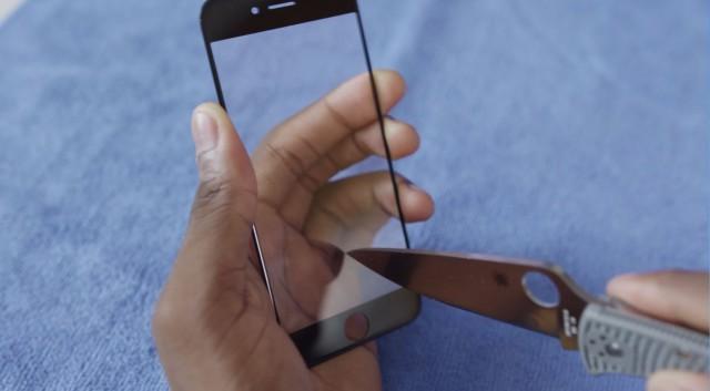 Màn hình sapphire cho iPhone 6 liệu có thực?
