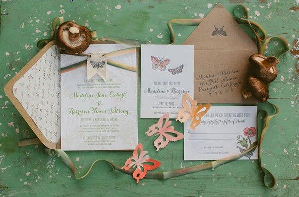 Nhiều mẫu thiệp cưới độc đáo ăn khách nhưng giá thành cao