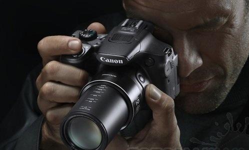 Powershot SX60 HS là dòng máy ảnh du lịch công nghệ cao của Canon