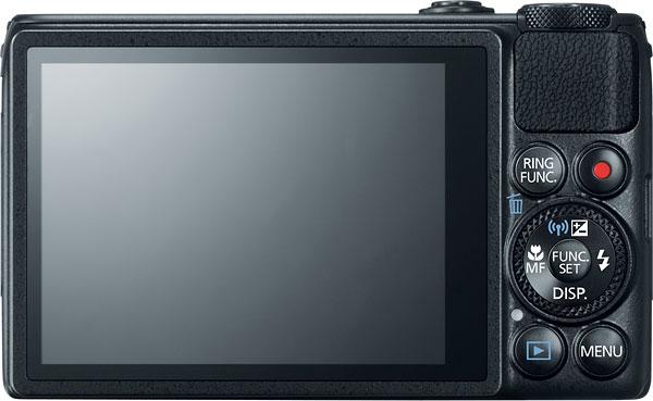 Màn hình của mẫu máy ảnh giá rẻ này có chất lượng cao, đem lại hình ảnh sắc nét