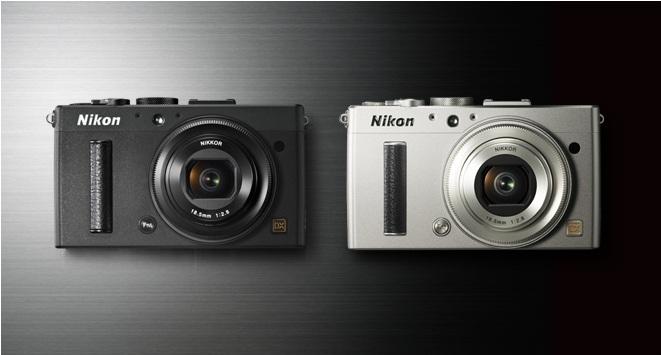 Các màu của máy ảnh giá rẻ Nikon Coolpix A 16,2 MP