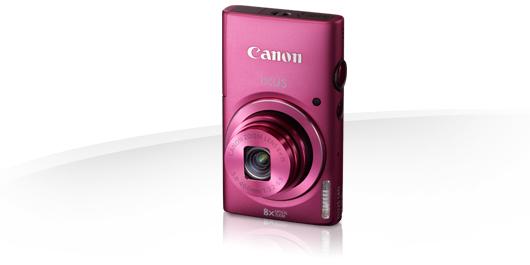 Canon Ixus 140p thuộc dòng máy ảnh giá rẻ được thiết kế đẹp mắt