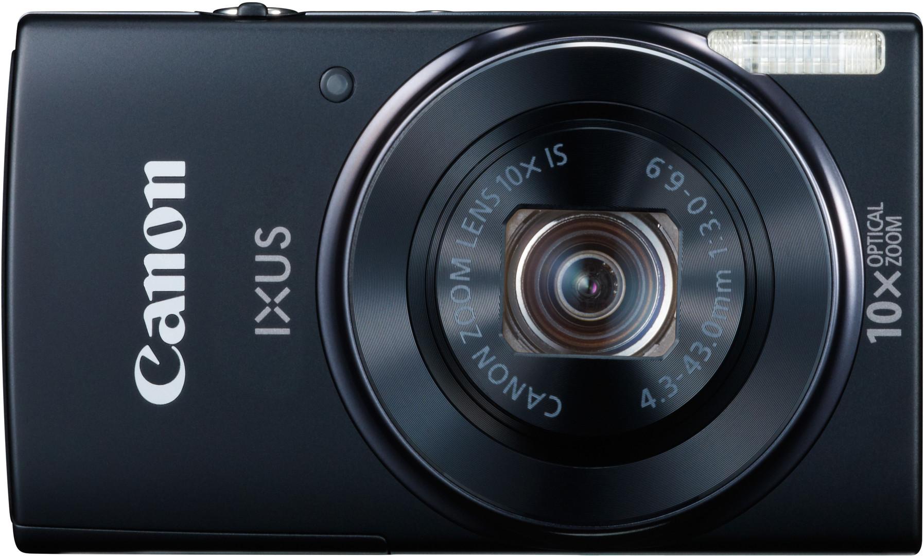 Canon IXUS 155 HS thuộc dòng máy ảnh giá rẻ chất lượng cao