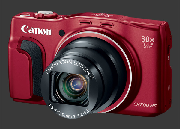 Canon Powershot SX700HS thuộc dòng máy ảnh giá rẻ chất lượng cao và thiết kế bền đẹp