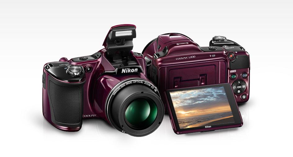 Máy ảnh giá rẻ của Nikon đem lại hình ảnh tĩnh và thước phim có chất lượng cao