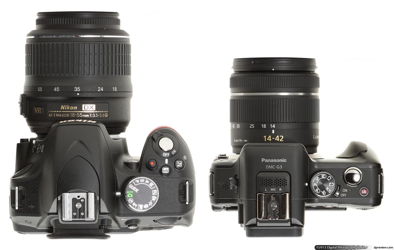 Máy ảnh Nikon D3200 đẹp ở mọi góc cạnh