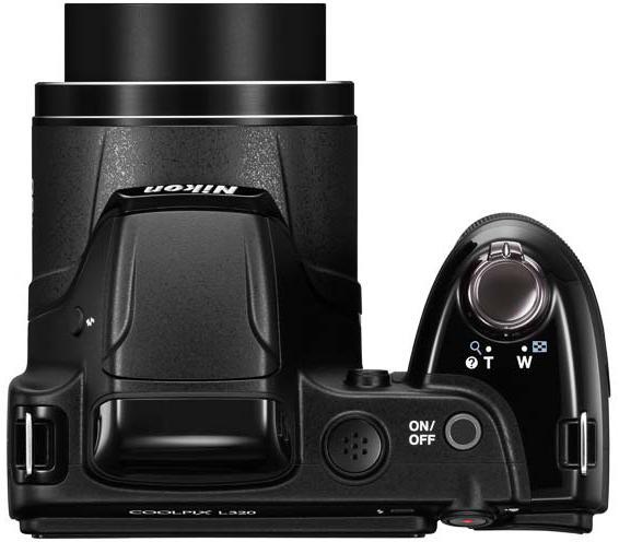 Ống zoom quang học 26x được tích hợp trong mẫu máy ảnh giá rẻ này
