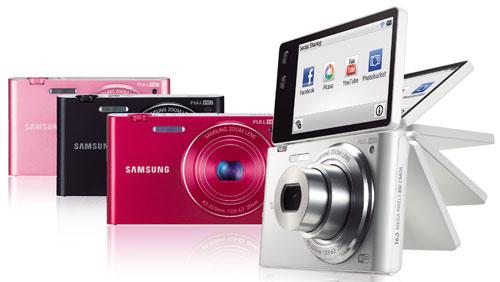 Màn hình lật đa chiều của máy ảnh đem lại sự tiện lợi tối đa cho người dùng