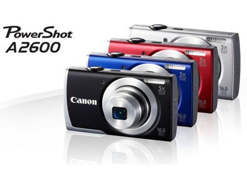 Máy ảnh giá rẻ và sang trọng này hiện có các màu đỏ, xanh, trắng, đen