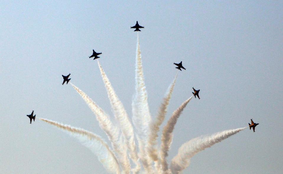 Dòng máy bay chiến đấu mới sẽ do Tập đoàn KAI Hàn QUốc và Lockheed Martin Mỹ làm nhà thầu chính