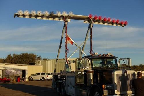 NASA thử nghiệm cánh may bay chạy bằng điện