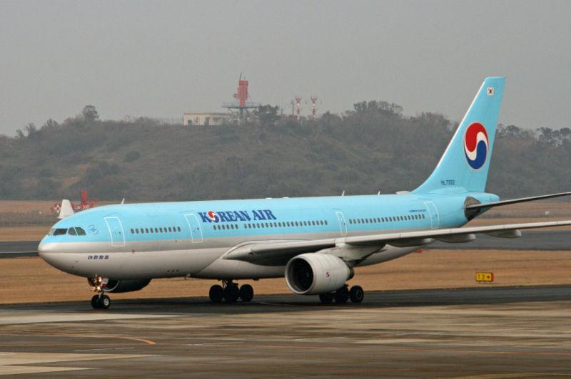 Toàn bộ những người có mặt trên máy bay Korean Air không hề hay biết về vụ va chạm