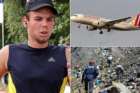 Cơ phó chuyến bay 4U9525 hiện đang là nghi can số 1 liên quan đến vụ máy bay rơi ở Pháp