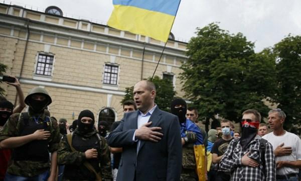 Nga tố Ukraine để tội phạm trở thành cán bộ cấp cao