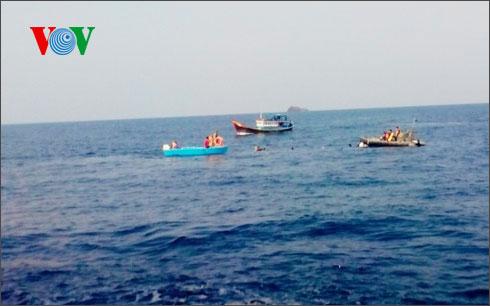 Sau 3 ngày, công tác tìm kiếm máy bay rơi ở Bình Thuận càng khẩn trương hơn