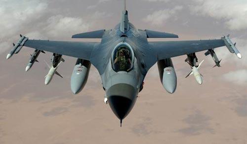 F-16 Fighting Falcon là máy bay tiêm kích đa nhiệm vụ thành công nhất thế giới