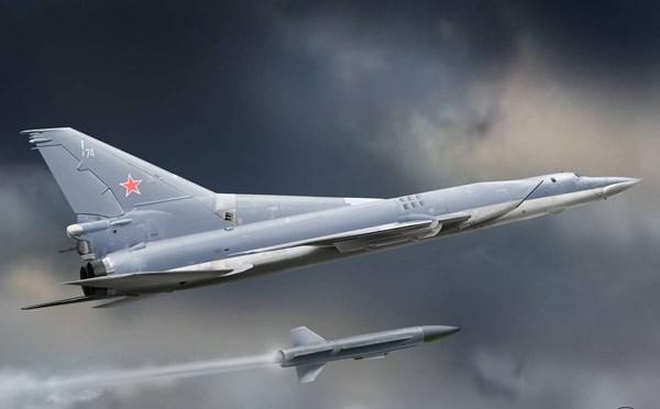 Máy bay Tu-22M3 với tốc độ bay đến 2.000 km sẽ tiếp tục nâng cấp vào năm 2020 để hoạt động thêm 40 năm nữa