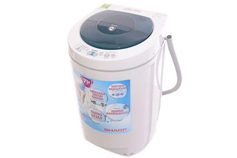 Máy giặt Sharp ES-Q750EV có nhiều công nghệ giặt mới