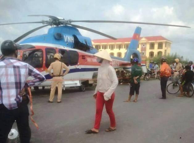 máy bay quân sự gặp sự cố