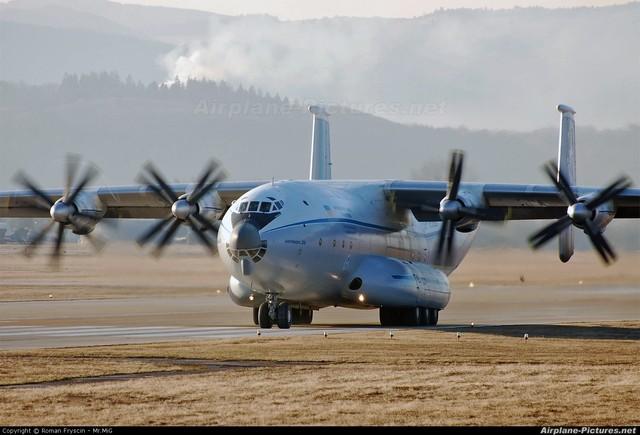 Antonov An-22 Antaeus