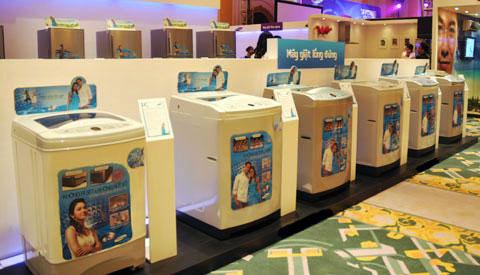 Mua máy giặt loại nào tốt nhất và phù hợp nhất với gia đình là băn khoăn của phần đa người tiêu dùng