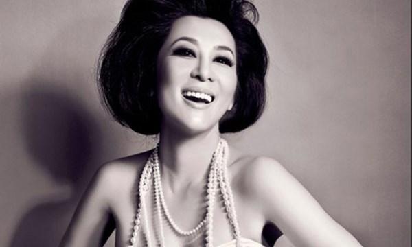MC Nguyễn Cao Kỳ Duyên hóa thân thành cô bán tàu hủ