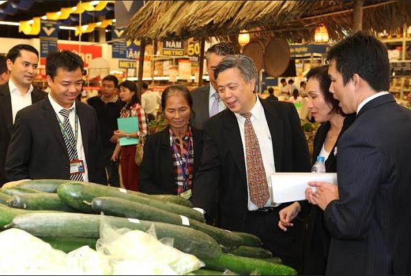 Metro khởi động chương trình bán hàng Việt