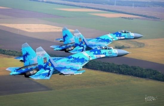 MH17 được cho là đã bị các chiến đấu cơ của Ukraine áp sát