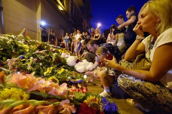 Các hoạt động tưởng niệm nạn nhân xấu số của MH17 đang diễn ra ở nhiều nơi trên thế giới
