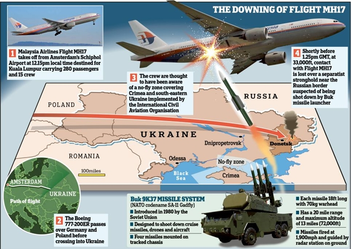 MH17 và chuyến bay định mệnh không bao giờ hạ cánh, không bao giờ trở lại. Hàng trăm người đã thiệt mạng. Chiếc máy bay MH17 đã rơi bên những cánh đồng hoa Hướng dương ở Ukraine