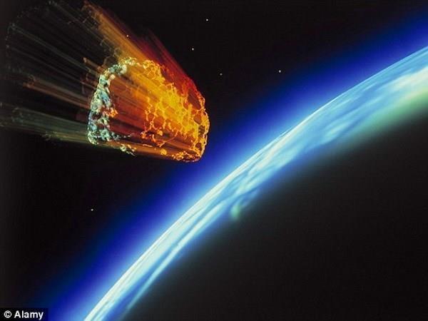 Các nhà khoa học lần ra dấu vêt miệng hố thiên thạch lớn nhất Trái Đất từ vết nứt mạch nước ngầm ở Australia