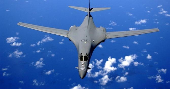Sau 1 thập kỷ, Mỹ quyết định điều động máy bay B-1 tới Guam trong bối cảnh tình hình Biển Đông đang căng thẳng