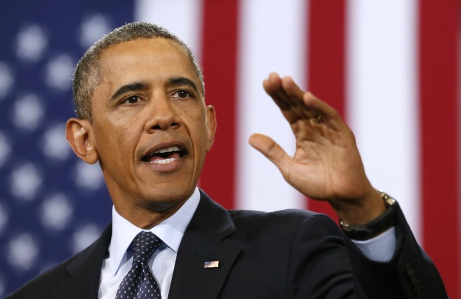 Tổng thống Mỹ Barack Obama lần đầu lên tiếng về phán quyết 'đường lưỡi bò' trong bối cảnh tình hình Biển Đông đang căng thẳng