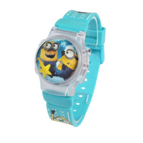 Đồng hồ Minions đầy phong cách cho các fan