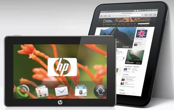 HP chính thức ngừng sản xuất máy tính bảng giá rẻ HP Touchpad