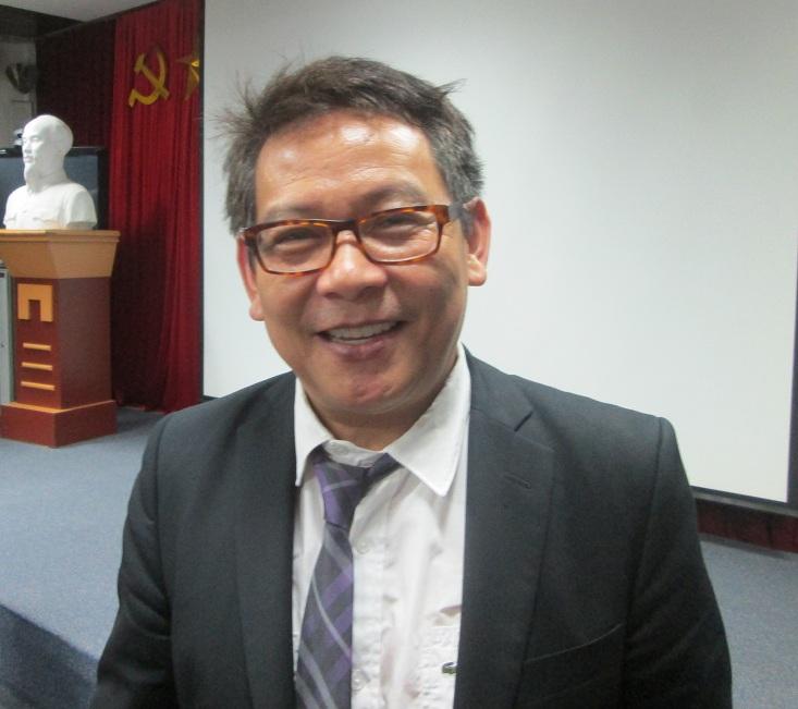 Giáo sư Dương Nguyên Vũ - Viện John Von Neumann