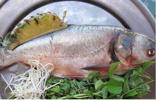 Cá mè là món ăn không xuất hiện trong mâm cơm ngày tết