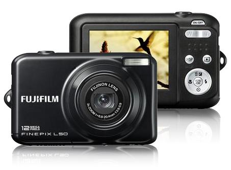 Fujifilm FinePix L50 là lựa chọn hoàn hảo cho người tìm mua máy ảnh giá dưới 2 triệu đồng